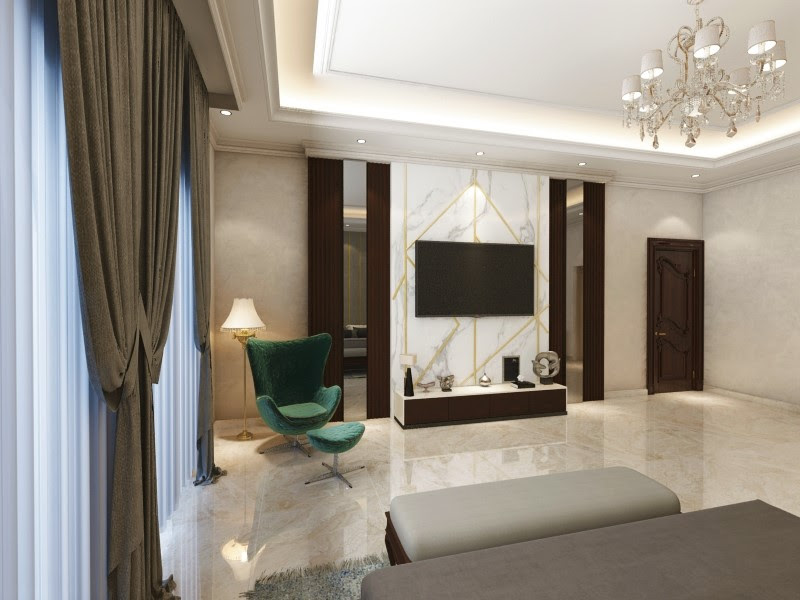 Gypsum Service in Dubai - Pink City Group of Companies