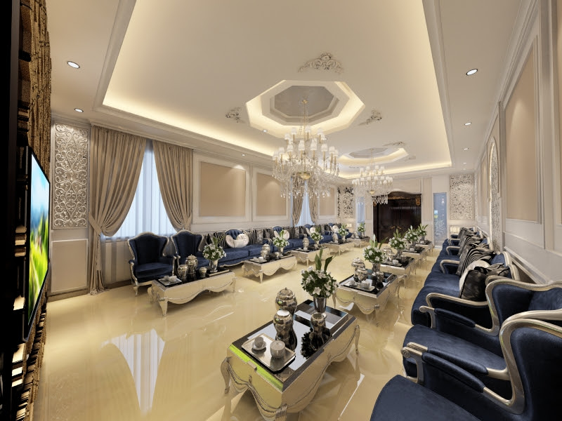 Home Interior Design Service in Dubai - Pink City Group of Companies