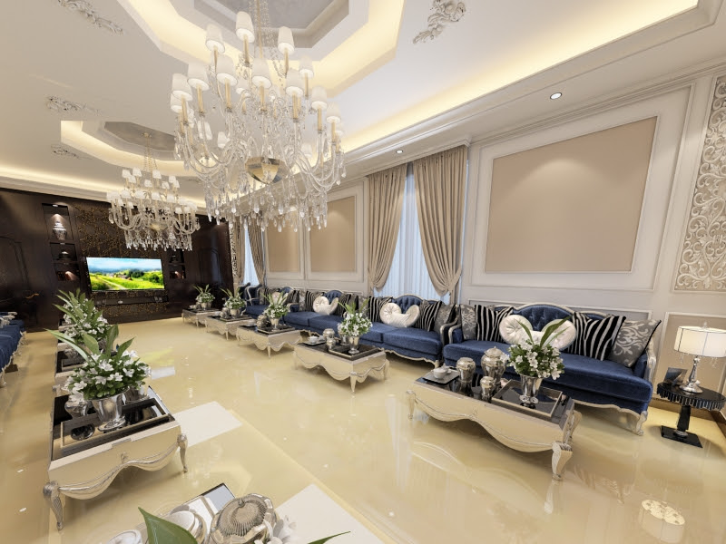 Interior Decoration in Dubai - Pink City Group of Companies